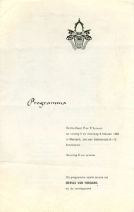 pbrectorsfeest1964